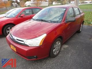 2009 Ford Focus 4DSD