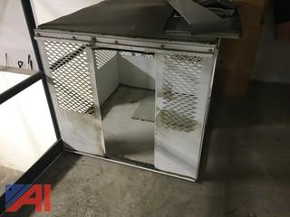 K-9 Kennel for Automotive
