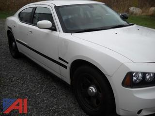 2010 Dodge Charger 4DSD-Police