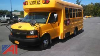 2012 Chevrolet/Star Craft Express 4500 Bus