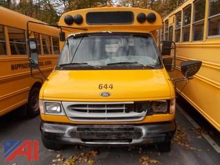 1998 Ford E350 Bus