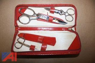 Griffon Scissors & Shears with Case