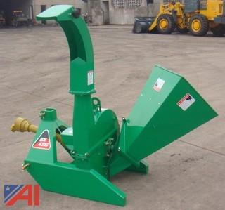 "4"" PTO Heavy Duty Wood Chipper BX 42S"