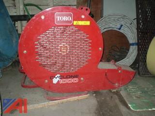 2004 Toro Cyclone 1000 Debris Blower