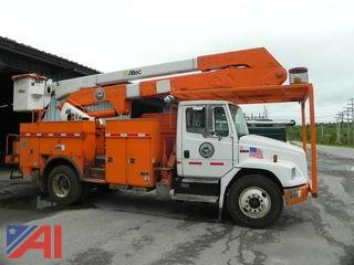 2003 Freightliner FL80 50' Bucket Truck (single person)