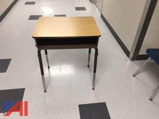 (100+) Student Work Desks