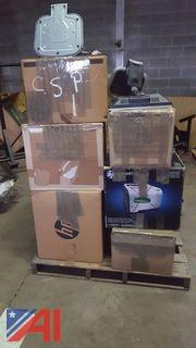 (2) Pallets of Assorted Ink and Toner Cartridges