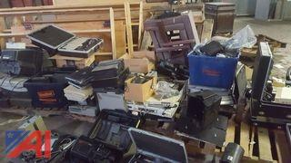 Large Lot of Surveillance Equipment and Radios