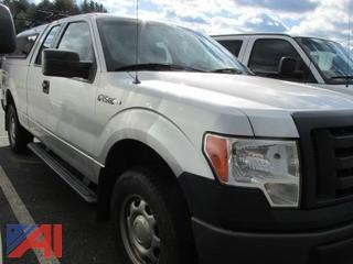2011 Ford F150 XL Extended Cab Pickup