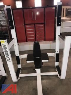 ICARIAN- Shoulder Press Rack