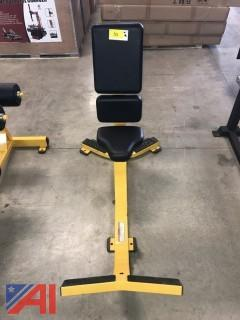 Hammer Strength- Seated Bench