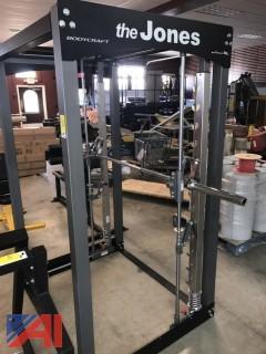 Bodycraft- Smith Machine