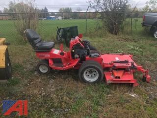 Gravely 320HD Mower and Toro LK465 Riding Mower