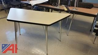 (12) Trapezoid Tables