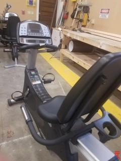 Cybex Cyclone Recumbent Bike