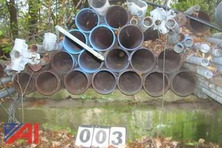 Large Lot of Pipe