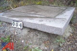 Large Slab of Granite