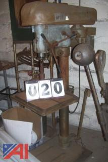 Buffalo Drill Press #18