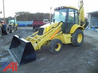 2005 New Holland LB75B Backhoe Loader