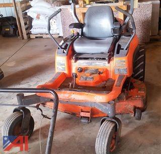 Kubota ZD221 Riding Lawn Mower