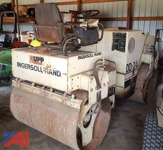 Ingersoll-Rand DD24 Roller