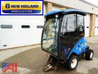 New Holland G6035 4Wd Tractor/Mower with Attachments