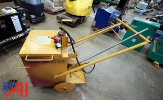 SealMaster MA-10 Asphalt Melter Applicator/Crack Sealer