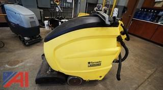 Karcher/Tornado #IPX3 Ride On Floor Scrubber with Charger