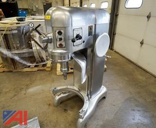 Hobart H600DT 60 Quart Dough Mixer