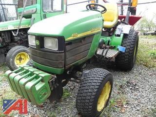 John Deere 4110 Tractor