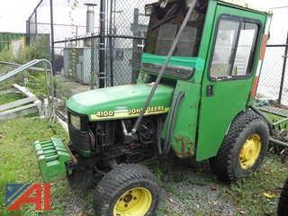 John Deere 4100 Tractor