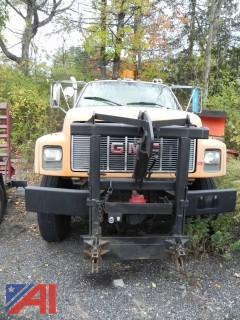 1997 GMC C8500, CAT 3116 Cab and Chassis