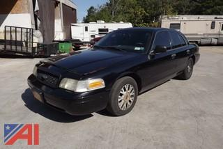 2003 Ford Crown Victoria 4DSD/Police Interceptor