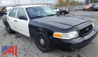 2008 Ford Crown Victoria/Police Interceptor 4DSD