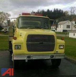 1985 Ford Tanker