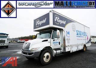 2011 International 4300 4x2 Kentucky Moving Body Truck