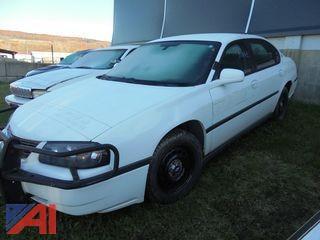 2004 Chevrolet Impala 4 Door