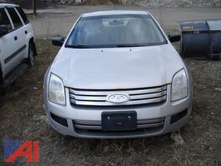 2009 Ford Fusion 4DSD