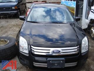2008 Ford Fusion 4DSD