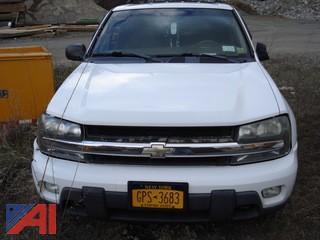 2002 Chevy Trailblazer