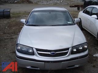 2000 Chevy Impala 4DSD