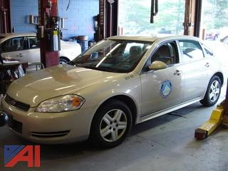 2010 Chevy Impala 4DSD