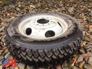 Michelin Wheel