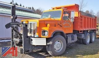 2002 International 2674 6x4 Dump Truck