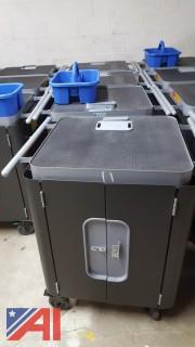 Bretford iPad Charging Carts