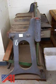 Niagara Metal Cutter