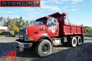 2001 Sterling LT9500 Dump Truck