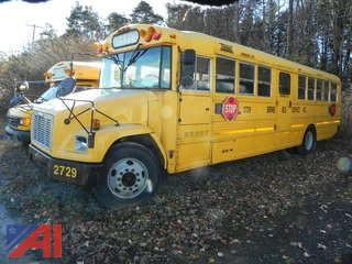 2007 Thomas Freightliner FS65 School Bus