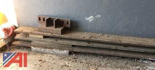 (3) 8' Snow Plow Cutting Edges-Never Used