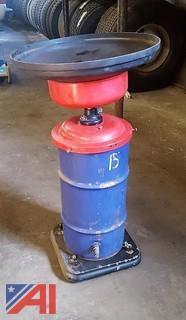 Oil Drain Unit